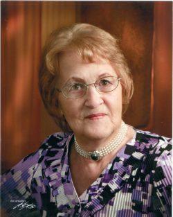 Marguerite Francoeur Tremblay